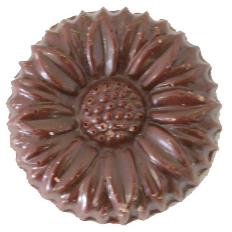 Daisy Shaped Chocolates